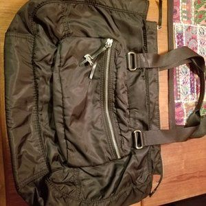 Small Lacoste Duffel Bag